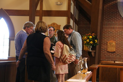 Blakely's Baptism 10.2.2016