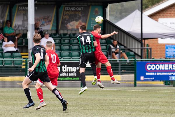 Alton FC Reserves vs Wrecclesham, 28 August 2021