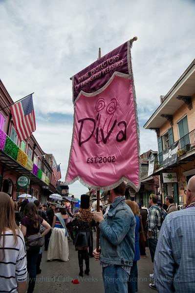 Diva - Divine Protectors of Endangered Pleasures 2012