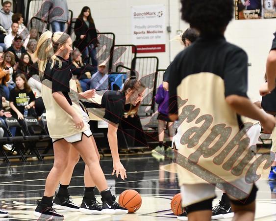 2019 Varsity Girls Cleveland Lady Blue Raider Vs Bradley Central Bearettes @ Jim Smiddy Arenaentral Bears @ Jim Smiddy Arena