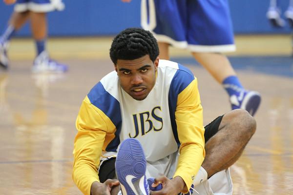 Zeke Senior Basketball
