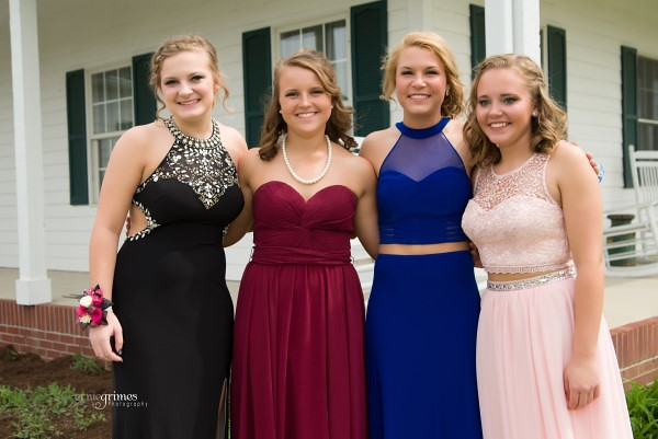Ally Grimes Prom 2016