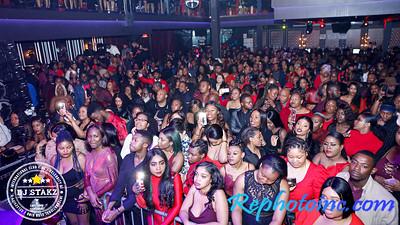 LOVERS ROCK VAYB & SWEET MICKY RED & BLACK AFFAIR @AMADEUS NIGHT CLUB