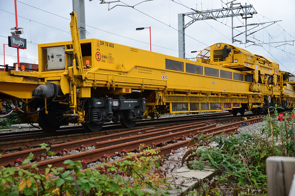 YJA - Matisa P 95 UK Wagons