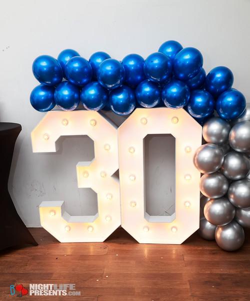 O's Turn 30th