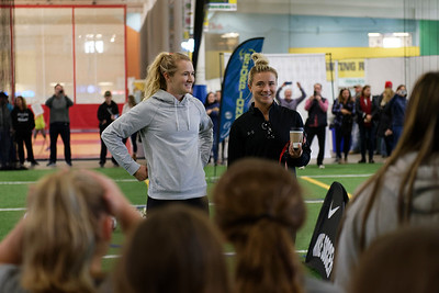 2019-11-23 - Scorpions Mewis Soccer Clinic