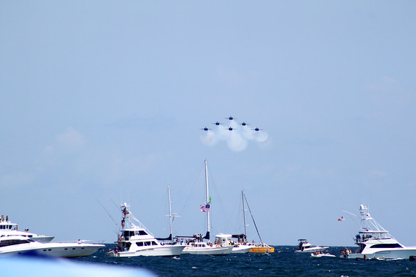Blue Angels 2011 - Pensacola Beach, FL