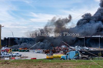 20200417 - City of Mount Juliet - Building Fire
