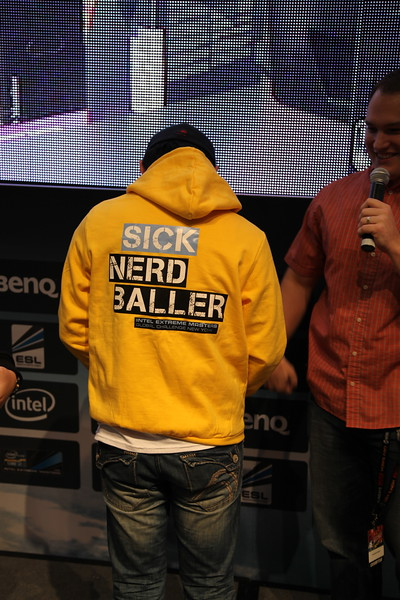 Intel Extreme Masters Global Challenge New York 2011