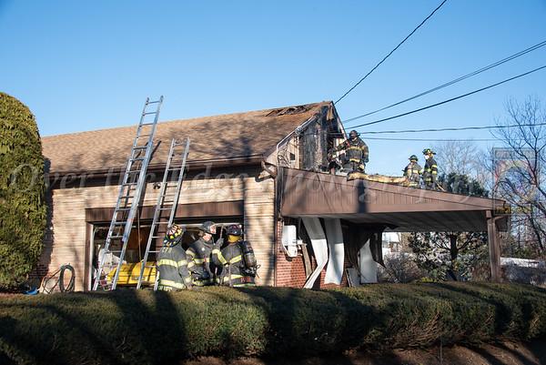 Commack House Fire 01/29/2021