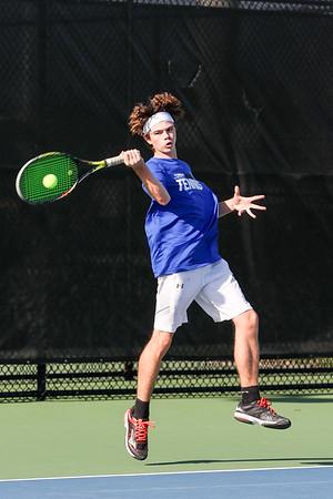 3.15.21 CSN Boys Varsity Tennis Misc Action