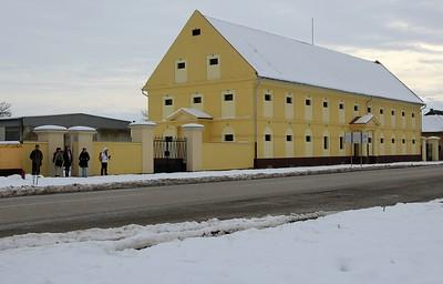 Srbija - Dvorac Karaconji i muzej Kotarka (Novo Milosevo), 22.12.2018.