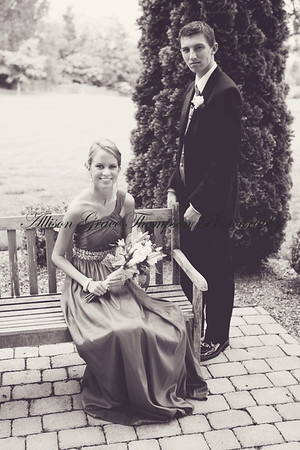 {Glasgow Prom Portraits} 2013.