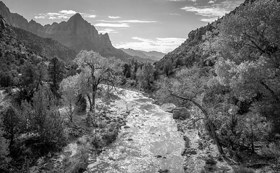Zion National Park Poetry