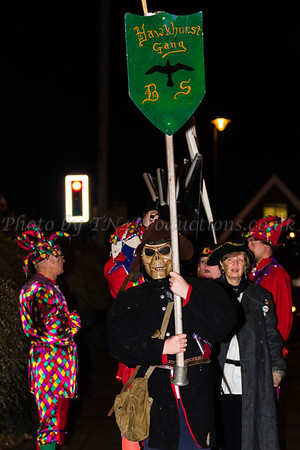 Hawkhurst Gang Bonfire Society