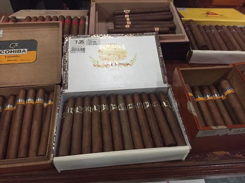 Cigars- Kristin Appelget
