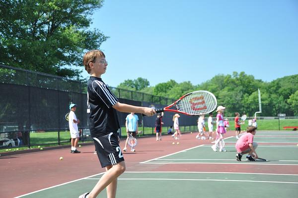 Tennis, Week 2