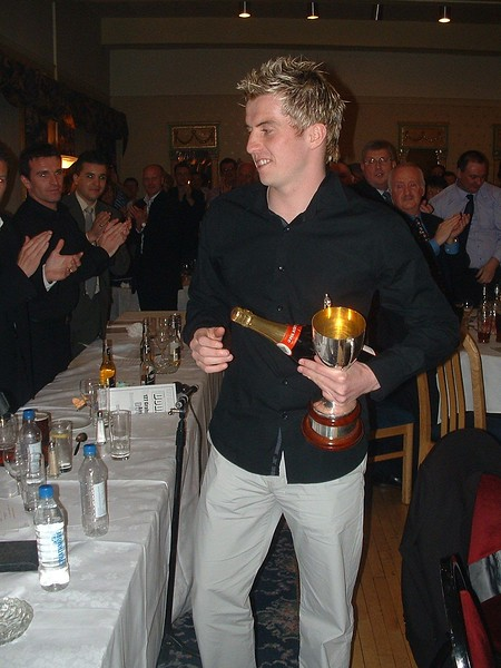 Player of the Year 2004
