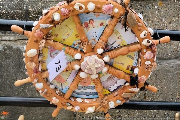 Ship wheel auction