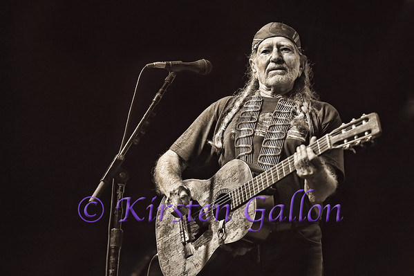 Willie Nelson 4th of July Picnic Concert 2012