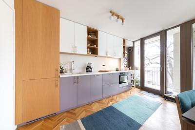 Apartament Str Occidentului - Andrei Lazarescu
