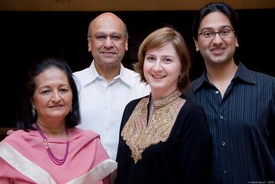 Ajay & Anju's party