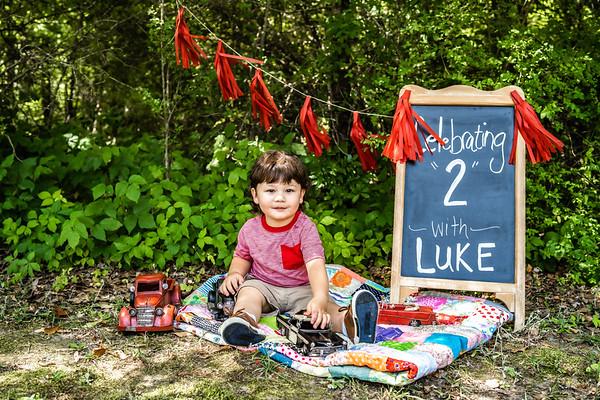 Luke - 2 year session
