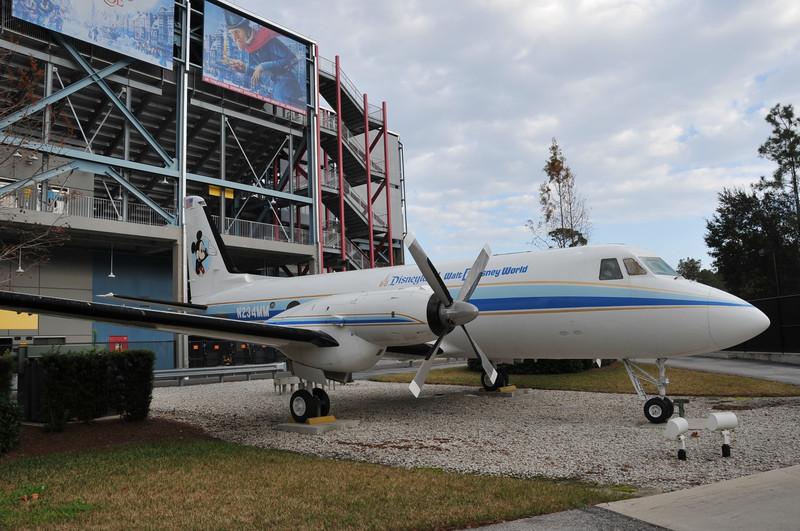 Walt Disney's Plane
