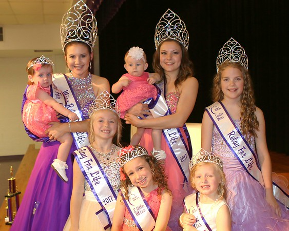 Miss Relay Pageant