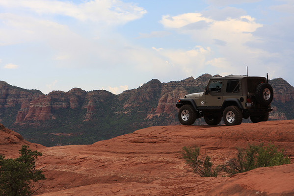 Sedona, Arizona & Red Rock