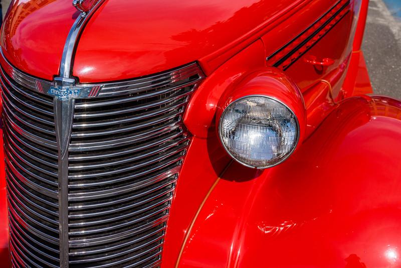 Red Headlight