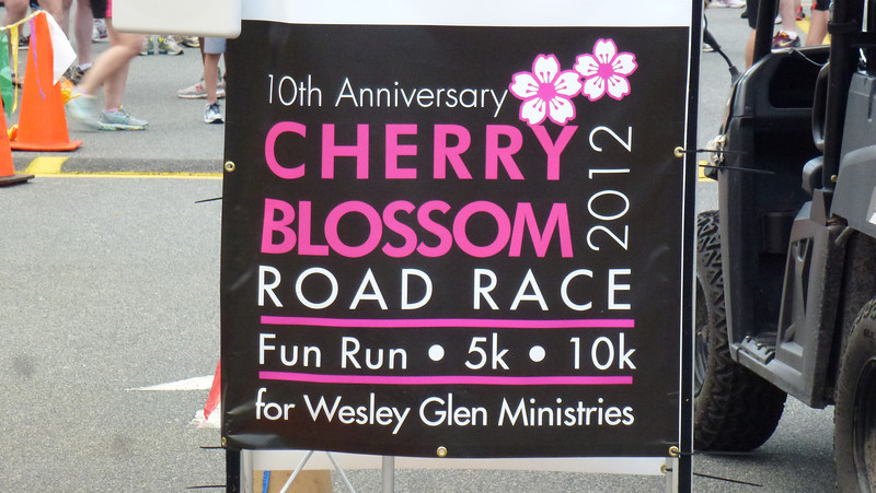 10th Annual Macon Cherry Blossom 5K Road Race (March 24, 2012)