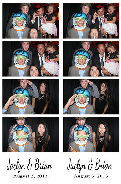 Jaclyn & Brian August 3, 2012