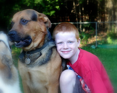 2012 A Boy and his Dog