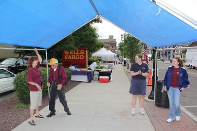 Tamaqua Summerfest, Historical Society, Tamaqua (6-17-2012)
