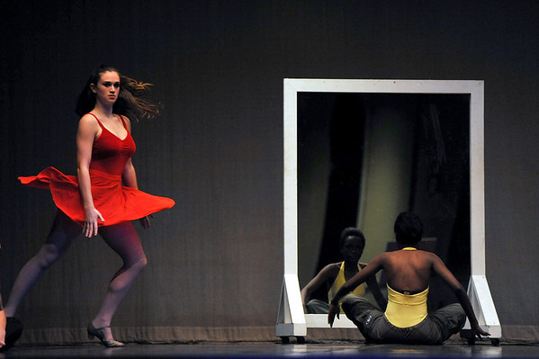 2010 Fall Dance Performance