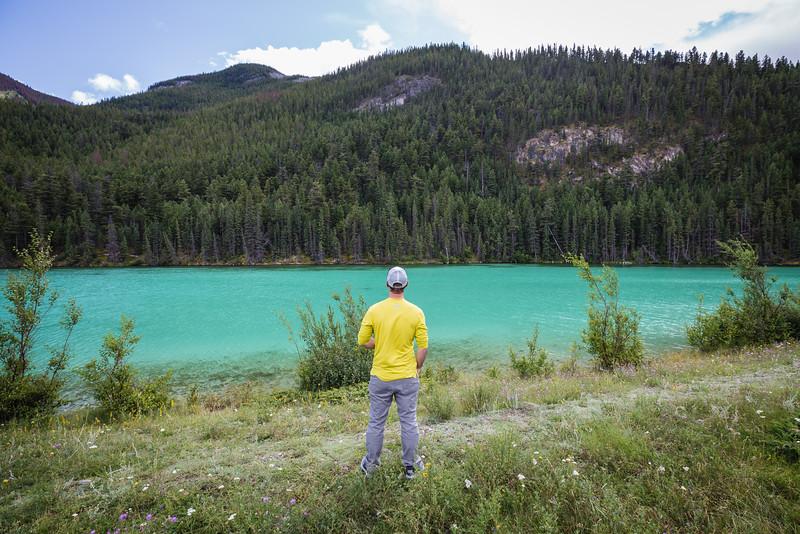 Icefields Parkway - Banff to Jasper