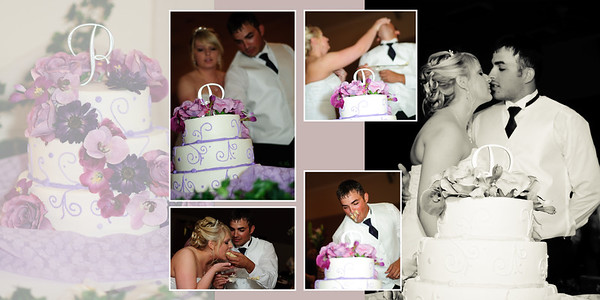 Valerie & Daniels' wedding album