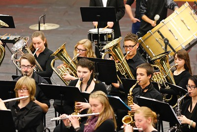 2016 Danville Bands Winter
