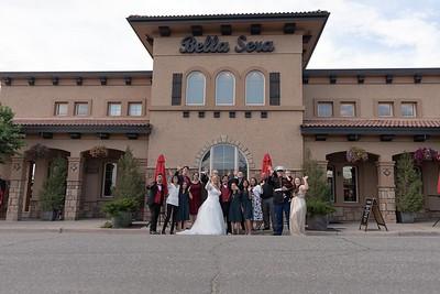 The Wedding Of Justina & David