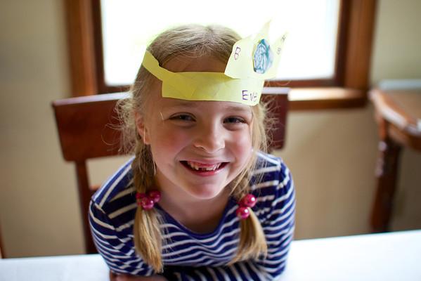 Eve's Sixth Birthday