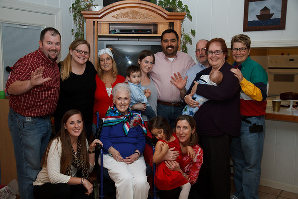 Mama Sandy's 80th Birthday