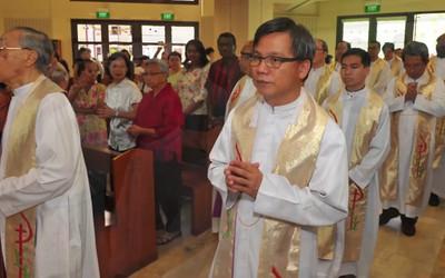 Fr Joseph Jeannequin Diamond Jubilee VIDEO SLIDES