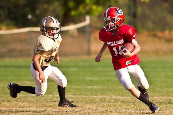 #6 Commodores vs Bulldogs S26