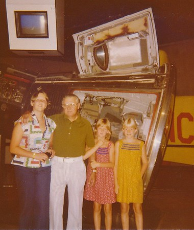 1977 Armstrong Air & Space Museum - OH