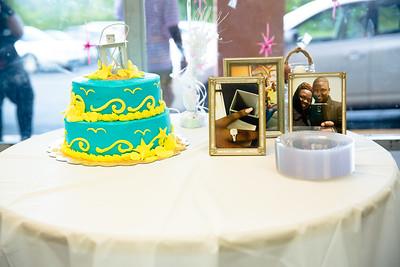 Kantrell and Lashunda's Engagement Party