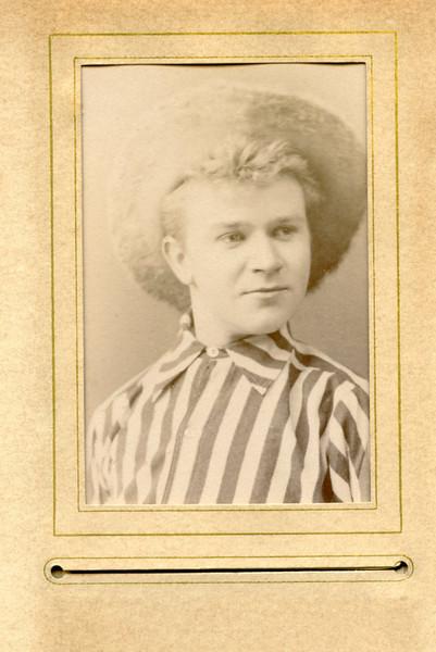 Johanne Hedemanns Album billede nr. 118