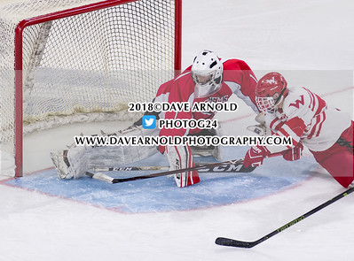 3/14/2018 - Boys Varsity Hockey - Winchester vs Waltham