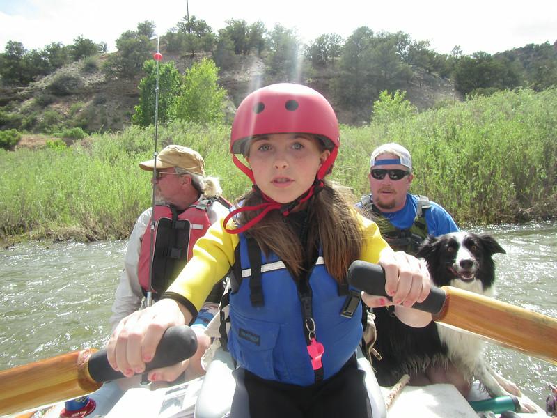 Abbie Captain!