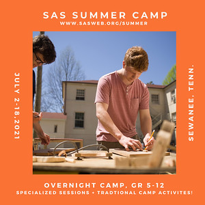 SAS Summer Overnight Camp 2021